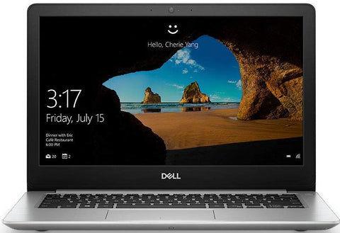 "Buy Dell Inspiron 5370 13.3"" Intel Core i7-8th Gen 256GB SSD 8GB RAM With 2GB AMD Radeon R7 M460 Graphics Card Full HD Silver Laptop"