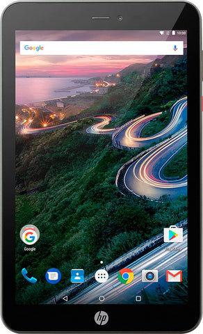 "Buy HP Pro 8 (Wi Fi + 4G Calling) 8"" 16GB 2GB RAM Black Tablet (Good condition)"