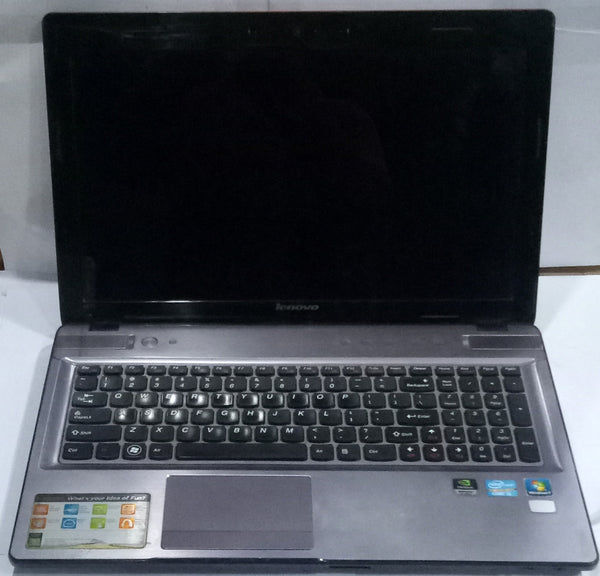 """Dead HP Compaq NX6120 15"""" Laptop (No RAM and HDD)"""