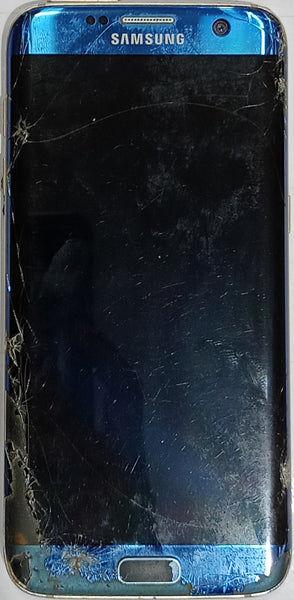 Dead Samsung Galaxy S7 Edge SM-G935FD Blue