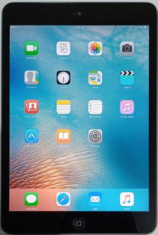 """Buy Used Apple iPad Mini (A1432) 7.9"""" Wi-Fi 16GB Space Gray"""
