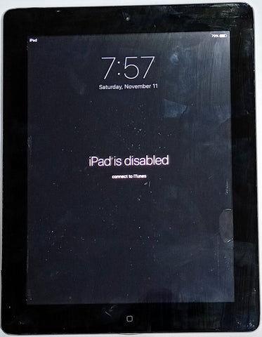 """Buy Used Apple iPad 2 (Wi Fi) 9.7"""" 16GB Silver"""