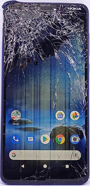 Buy Used Nokia 3.1 Plus 32GB 2GB RAM Blue