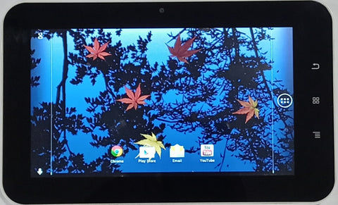 """Buy Used Croma CRXT1075 7"""" 8GB Wi Fi White Tablet"""