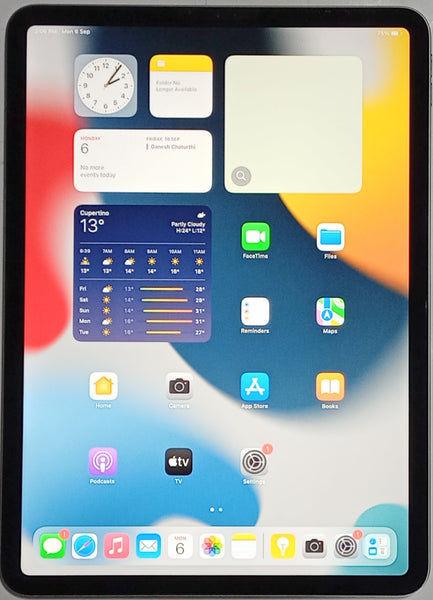 Buy Apple iPad Pro (A1980) 11-inch 2018 Wi Fi 256GB 4GB RAM Space Gray (Good condition)