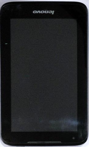 Dead Lenovo IdeaTab A1000 Black Tablet