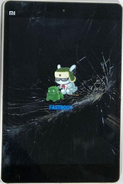 "Used Xiaomi Mi Pad (A0101) 7.9"" WiFi 16GB 2GB RAM White Tablet"