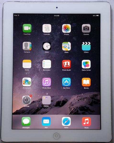 "Used Apple iPad 2 (Wi-Fi) 9.7"" 32GB White - Budli"