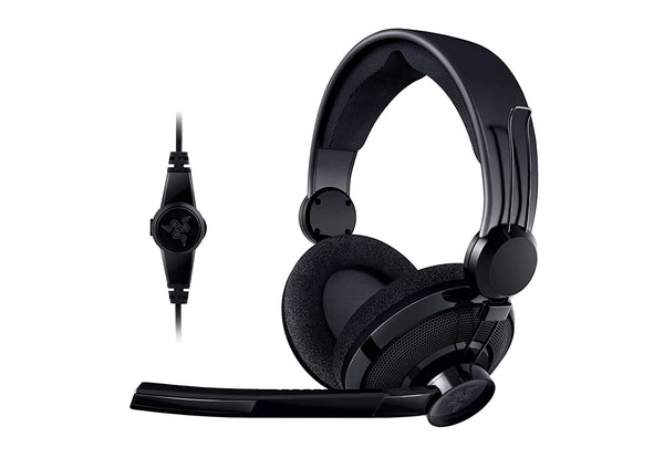 Buy Used Razer Carcharias Over Ear PC Gaming Headset Black