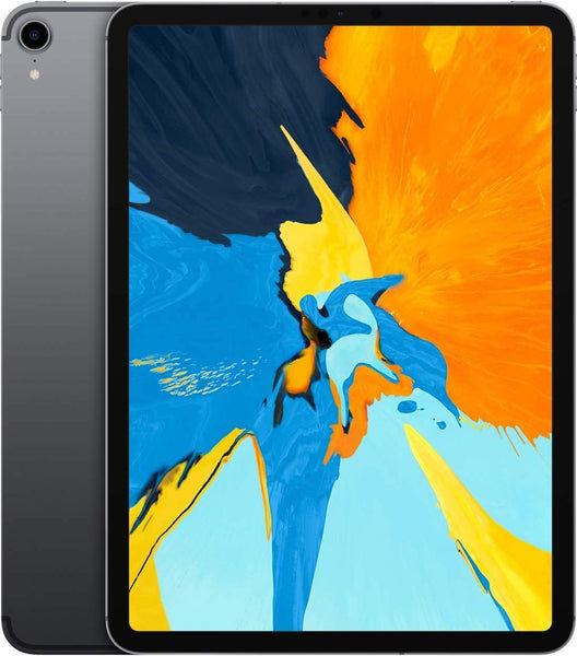 Buy Apple iPad Pro (A1980) 2018 11-inch Wi Fi 64GB 4GB RAM Silver (Good condition)