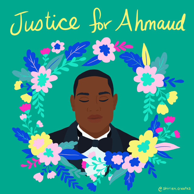 JusticeforAhmaud bd91a