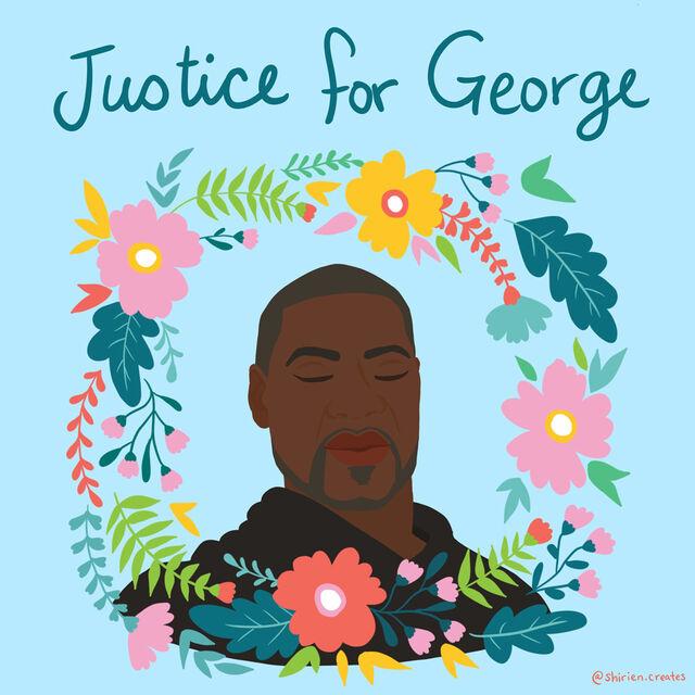 JusticeforGeorge 4600e