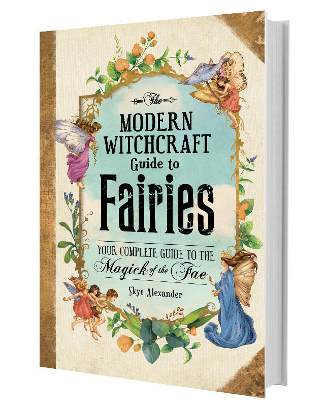 Modern Witchcraft Guide to Fairies HIRES COVER 5aa1b