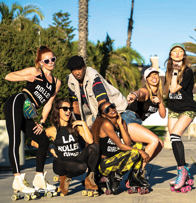 rollergirls ea3ed
