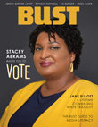 stacey abrams bust cover
