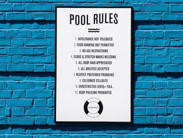 Pool Signage 0030 3d97b
