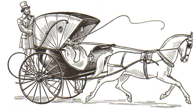 cabriolet carriage image via pearson scott foresman 6c42c