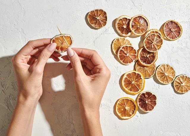 Bust CitrusGarland 46150 5f71b
