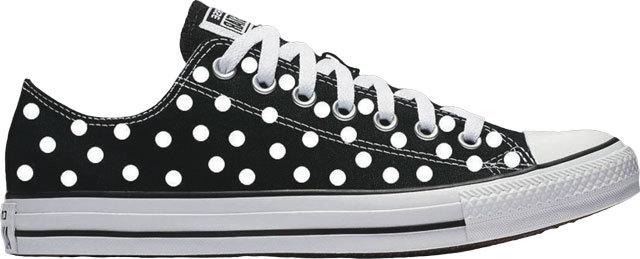 Polka Dot Sneaker a438d