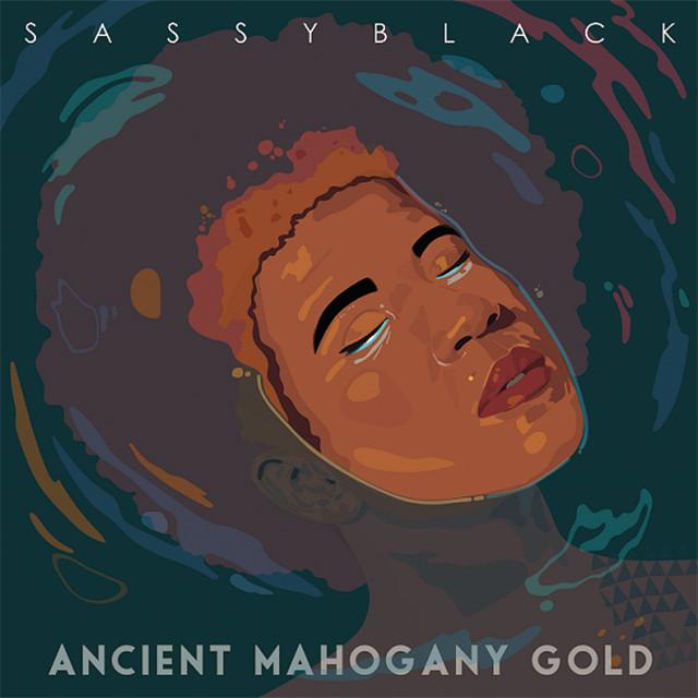 SassyBlack AncientMahogayGold ab83d