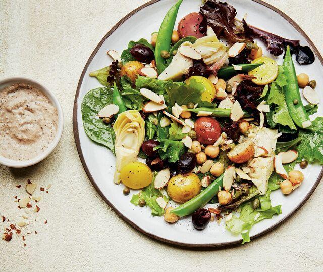 salad ddafc