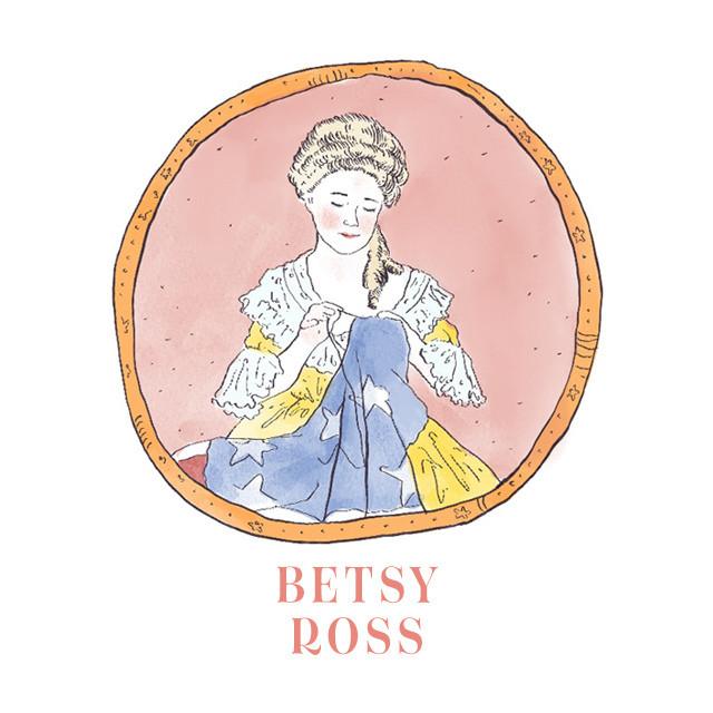Betsy Ross bc5f4