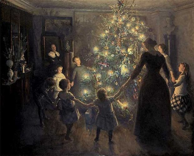 Happy Christmas by Viggo Johansen 1891 e1544470500415 9b7f6
