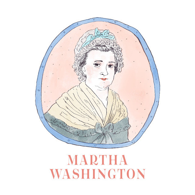Martha Washington da3de