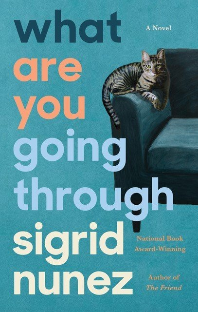 What Are You Going Through by Sigrid Nunez 151de