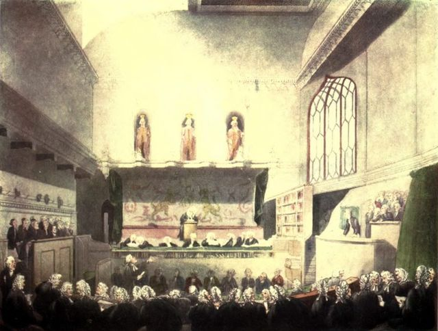 court of kings bench westminster hall image via microcosm of london plate 24 1808 768x581 b210f