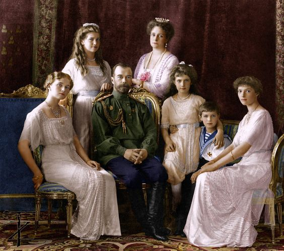 romanov family russias last royal family all were murdered in 1918 bad52