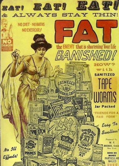 tape worm advert 4e9b4