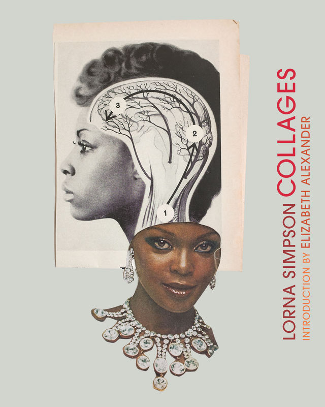 Lorna Simpson Collages cover f714e