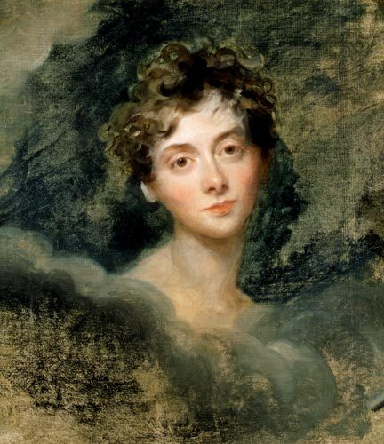 caroline lamb painted by sir thomas lawrence 9b69e