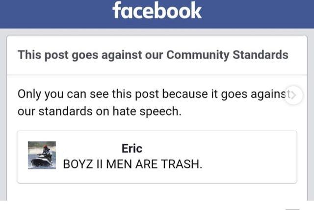 Boyz II Men are trash 22f6a