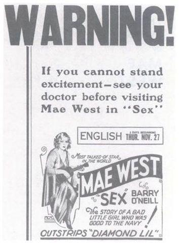 warning poster fe864