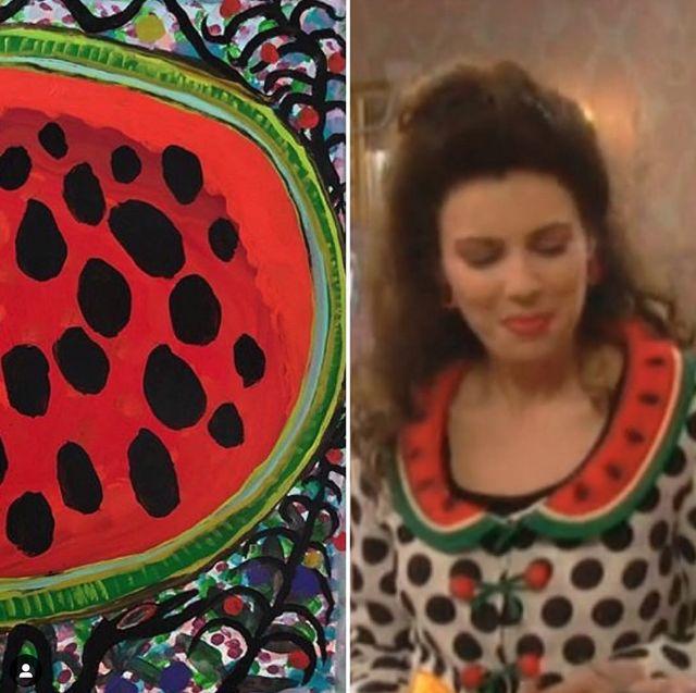 Fran water melon fe464