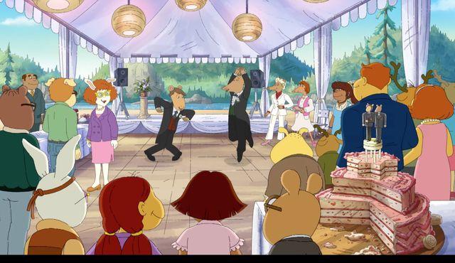 Mr. Ratburn Dancing 51332