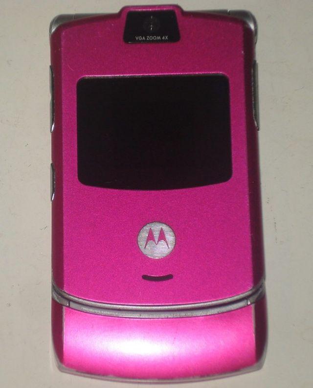 Pink Rzr deb73