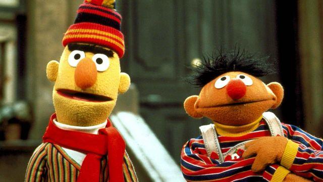 Bert and Ernie 13e2f