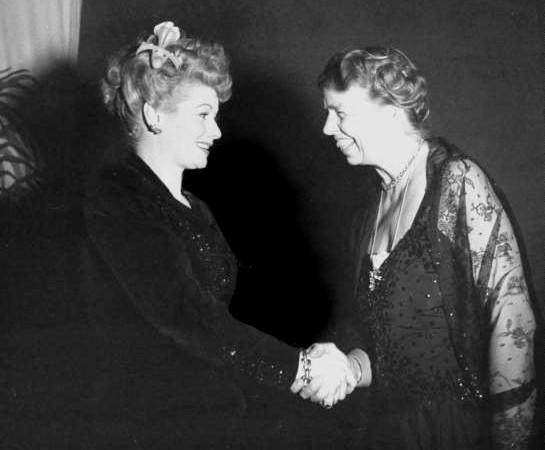 Birthday Ball Lucille Ball ER Life 1944 6a3cb