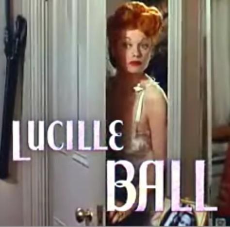 Lucille Ball in Best Foot Forward trailer 60893