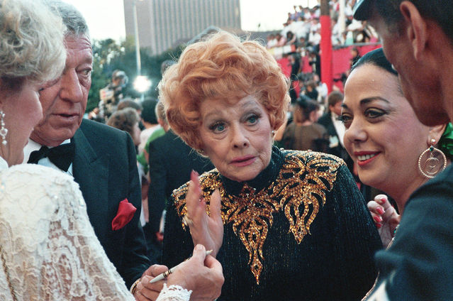One of the last photographs of Lucille Ball 210262351 b6338