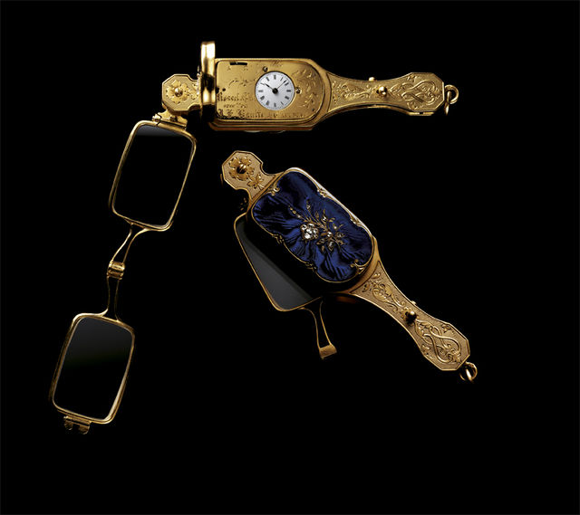 face to hand signed rossel and fils lorgnette with watch circa 1860 image by pierre emd cc by sa 3459b