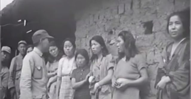 video footage of comfort women b84ed