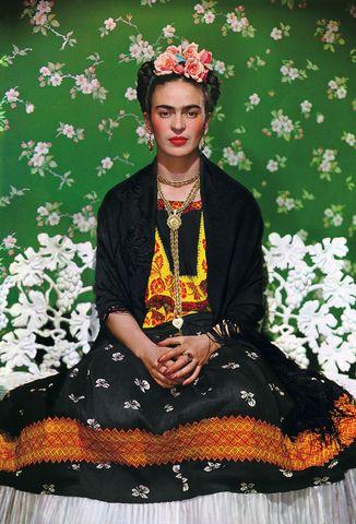 NMuray Frida Kahlo Bench 6e284