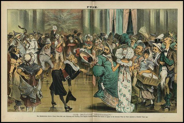 our imitative aristocracy by joseph keppler puck 1883 4ba94