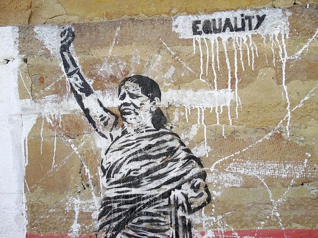 800px Wall Stencil for Womens Equality Varanasi Uttar Pradesh India 12480151013 3fd5e