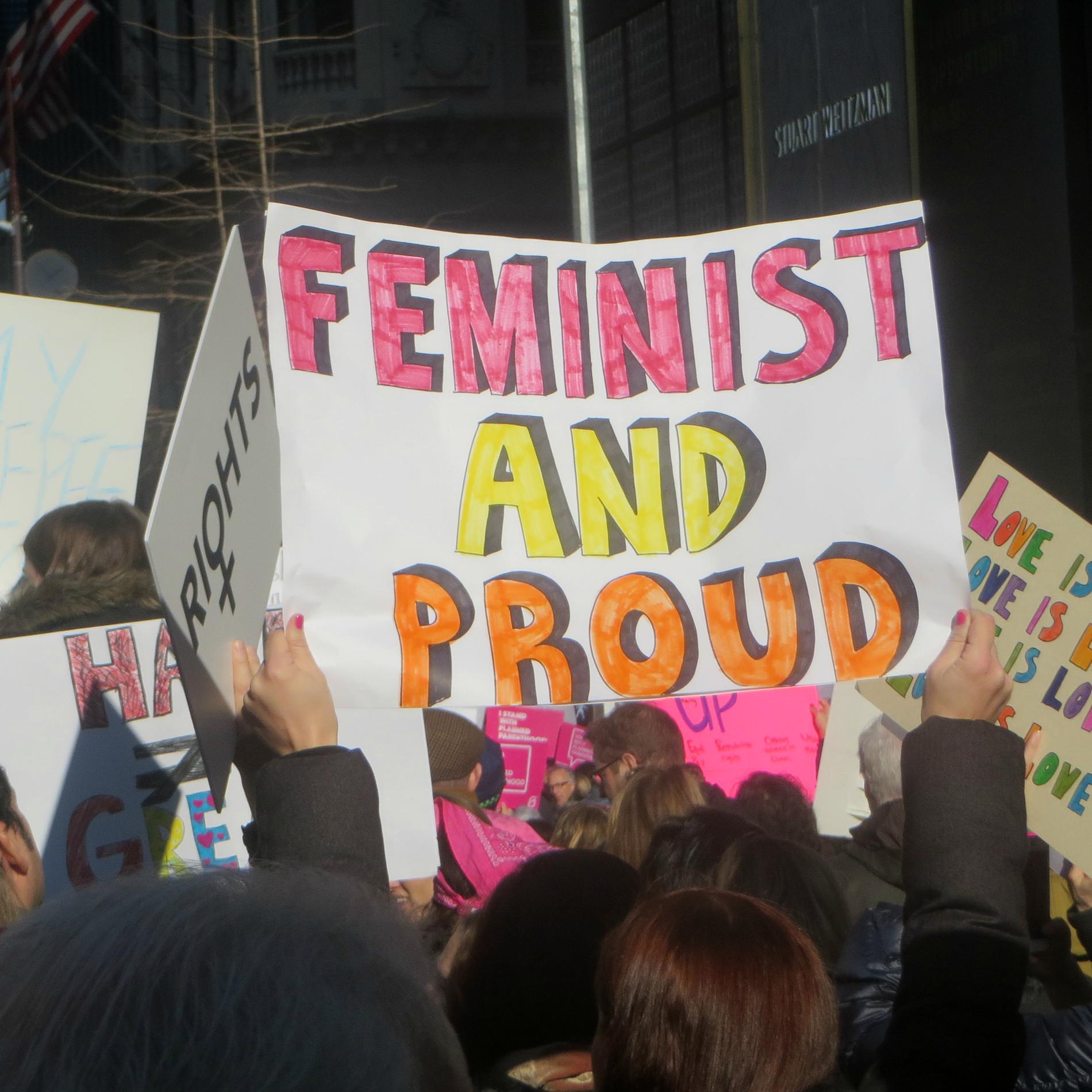 Feminist and Proud 32430356306 859b3