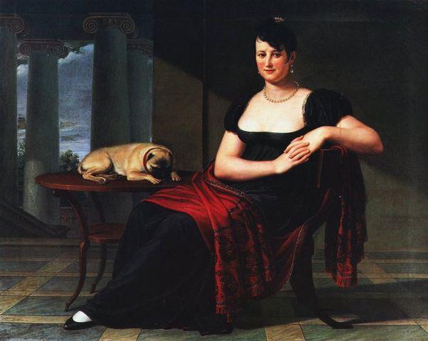 pietro benvenuti ritratto di elena mastiani brunacci 1809 123aa